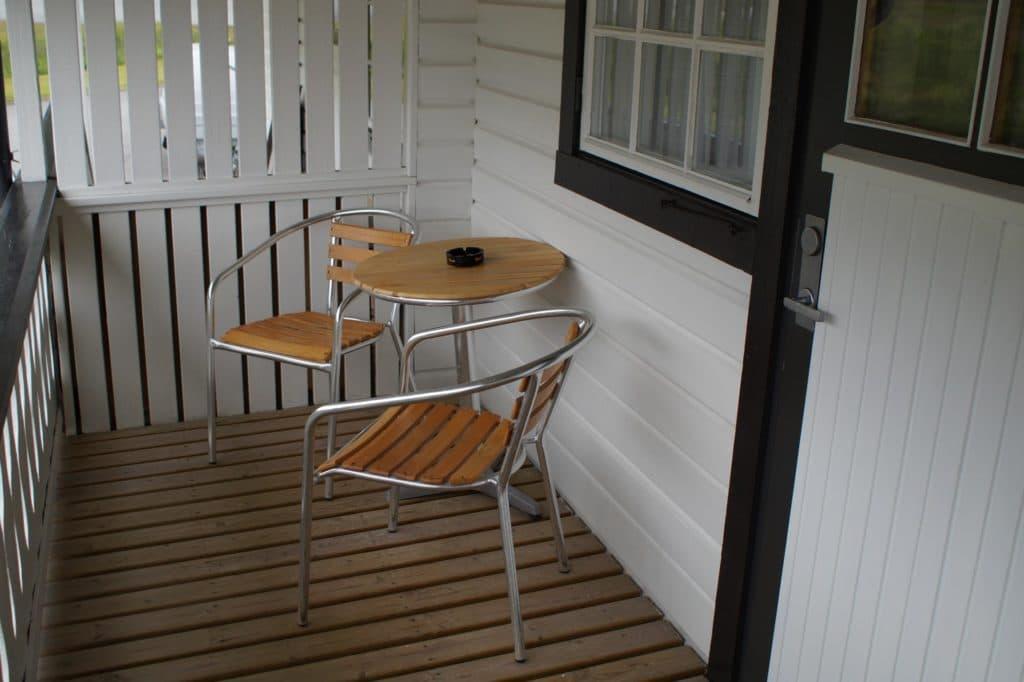 Doppelzimmer Balkon