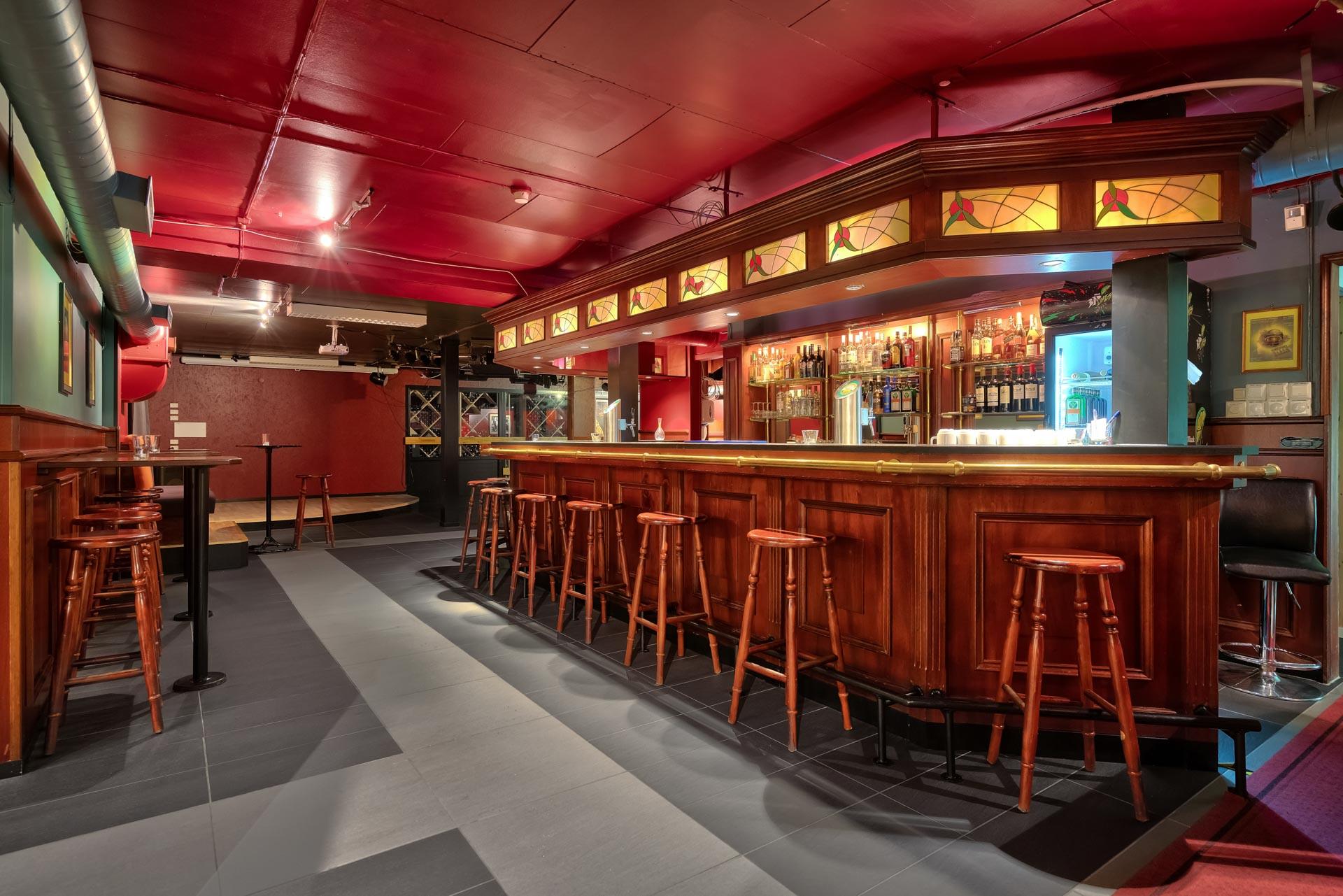 Night club bar